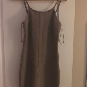 Herve Leger Bodycon Dress